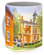 Sheriffs Residence With Courthouse II Coffee Mug