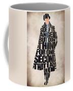 Sherlock - Benedict Cumberbatch Coffee Mug