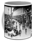 Shibe Park 1914 Coffee Mug by Bill Cannon