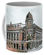 Shibe Park Coffee Mug by John Madison