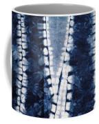 Shibori 3 Coffee Mug