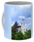 Shiloh Chapel Durham Maine Coffee Mug