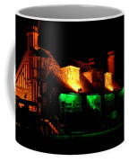 Shimla At Night Coffee Mug