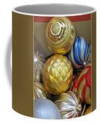 Shimmering Bauble Coffee Mug