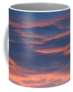Shimmering Clouds Coffee Mug