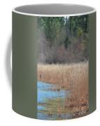 Shimmering Gold Grasslands Coffee Mug