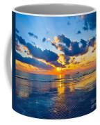 Shimmering Sundown Coffee Mug