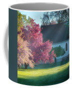 Shine The Light On Me Square Coffee Mug