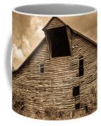 Shingle Barn Sepia 1 Coffee Mug