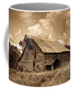 Shingle Barn Sepia 2 Coffee Mug
