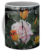 Shinning Roses Photo Manipulation Coffee Mug