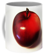 Shiny Red Apple Coffee Mug