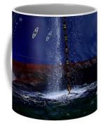 Ship At Anchor Coffee Mug