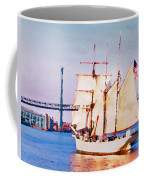 Ship Coming In Coffee Mug