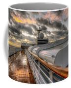 Ship Deck Coffee Mug