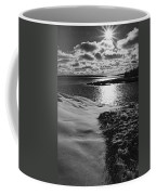 Ship Harbor Winter Coffee Mug