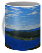 Ship Harbour From Sugarloaf Hill Coffee Mug