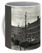 Ship Mooring Vintage Coffee Mug