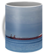 Ship On Lake Huron 1 Coffee Mug