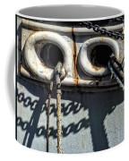 Ship Ropes Chains Coffee Mug