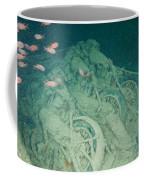 Fish And Motorbikes Coffee Mug