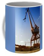 Shipping Industry Dock Coffee Mug