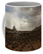 Shiprock 3 Coffee Mug