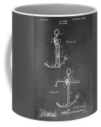 Ship's Anchor Patent Coffee Mug