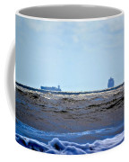 Ships At Sea Coffee Mug