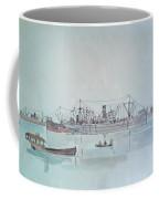 Ships Coffee Mug