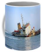 Shipwrecked Diesel Tanker Coffee Mug