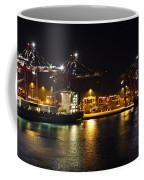 Shipyards 2 Callao Port Lima Peru Coffee Mug