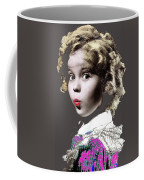Shirley Temple Publicity Photo  Circa 1935-2014 Coffee Mug