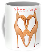 Shoe Love Coffee Mug