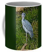 Shoebill Stork Coffee Mug