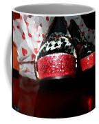 Shoeluv Painted Coffee Mug