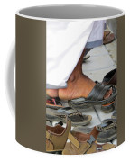 Shoes At The Door Coffee Mug