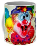 Shoot Here Coffee Mug