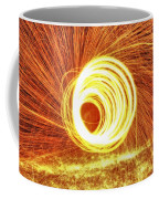 Shooting Sparks Coffee Mug