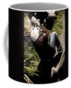 Shooting The Light  Coffee Mug