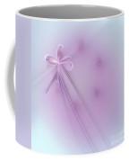 Shooting Violets Coffee Mug