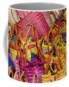 Shopping Baskets Coffee Mug