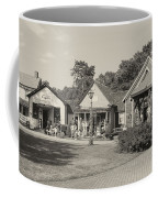 Shopping In Smithville Coffee Mug