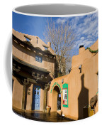 Shops At Santa Fe New Mexico Coffee Mug