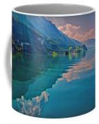 Shore Reflection Coffee Mug