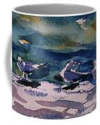Shoreline Birds Iv Coffee Mug