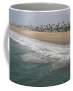 Shoreline Newport Beach Coffee Mug