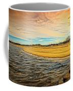 Shores Of Lake Michigan Coffee Mug