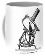 Short-focus Telescope, 1881 Coffee Mug