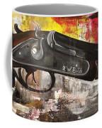 Shot Gun  Coffee Mug